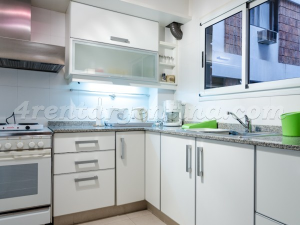 Pacheco de Melo et Laprida I: Apartment for rent in Buenos Aires