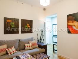 Apartamento Pacheco de Melo e Laprida I - 4rentargentina