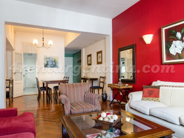 Tucuman and Rodriguez Pe�a: Apartment for rent in Buenos Aires