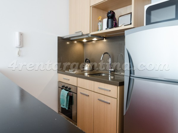 Apartment Bulnes and Las Heras IV - 4rentargentina
