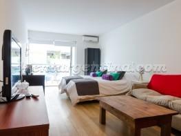 Apartamento Bulnes e Las Heras IV - 4rentargentina