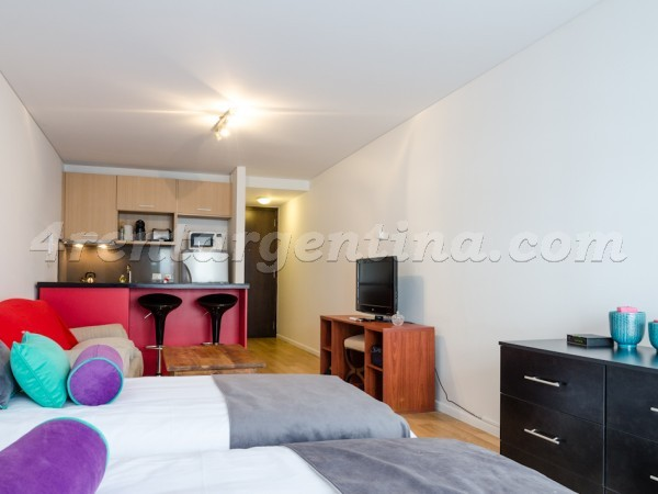 Bulnes and Las Heras IV: Apartment for rent in Buenos Aires