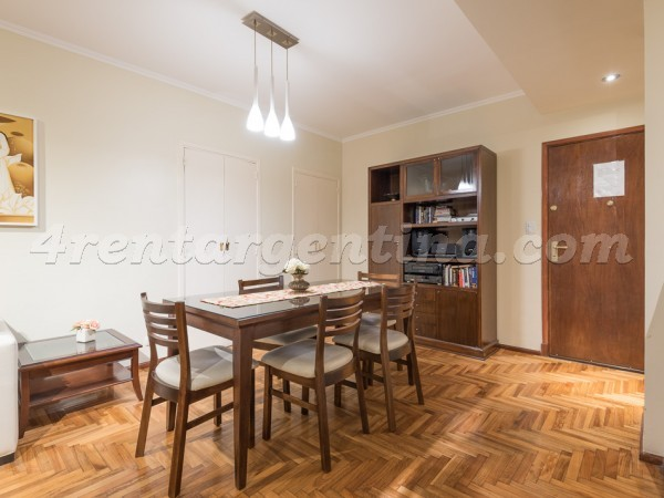 La Pampa et Arcos: Apartment for rent in Belgrano
