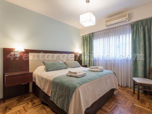 La Pampa and Arcos: Apartment for rent in Belgrano