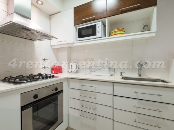 Belgrano rent an apartment