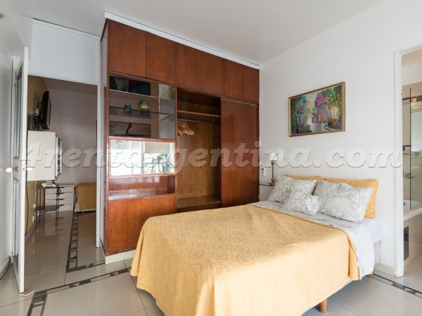 Uruguay et Sarmiento: Apartment for rent in Downtown