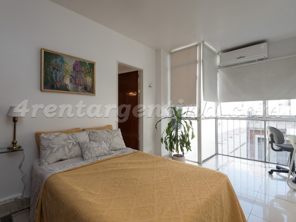 Uruguay et Sarmiento, apartment fully equipped