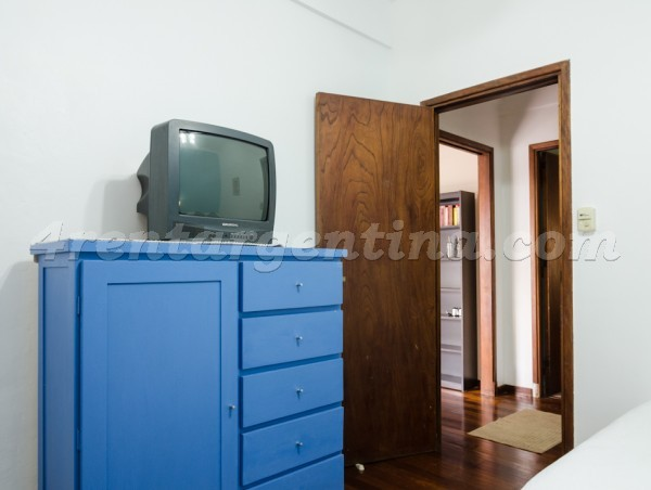 Gurruchaga and Honduras: Furnished apartment in Palermo