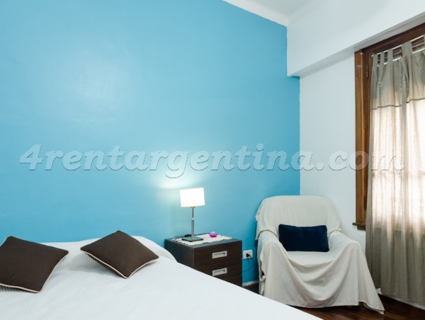 Gurruchaga and Honduras: Apartment for rent in Palermo
