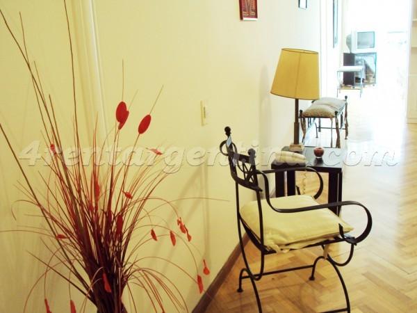Apartment Santa Fe y Suipacha III - 4rentargentina