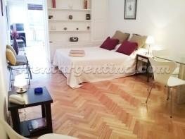 Apartamento Santa Fe y Suipacha III - 4rentargentina
