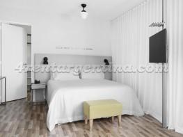 Appartement Azopardo et Independencia III - 4rentargentina