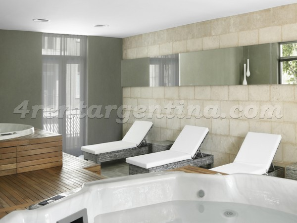 Azopardo and Independencia IV: Apartment for rent in San Telmo