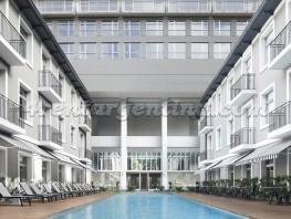 Appartement Azopardo et Independencia IV - 4rentargentina