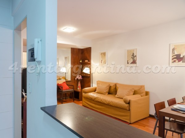 Apartment Bulnes and Santa Fe IV - 4rentargentina