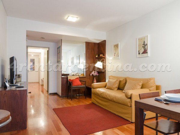 Bulnes and Santa Fe IV: Apartment for rent in Palermo