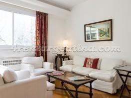 Apartamento M.T. Alvear e Suipacha I - 4rentargentina