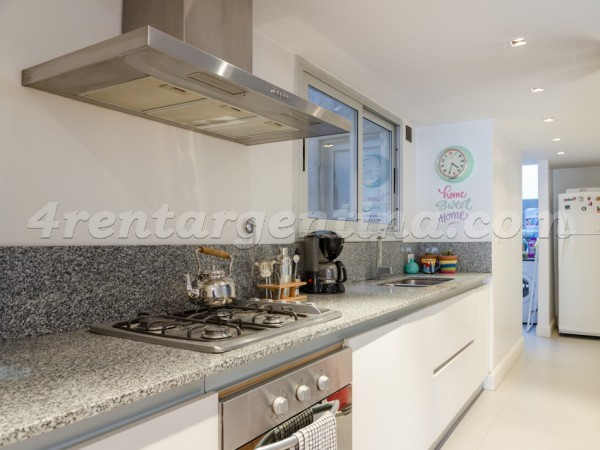 Apartment Vicente Lopez and Pueyrredon X - 4rentargentina