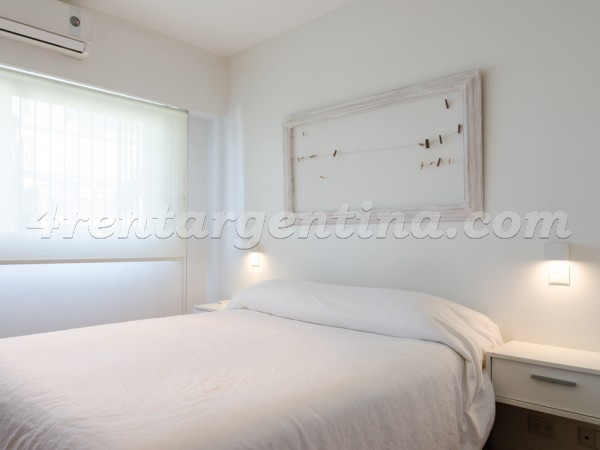 Vicente Lopez and Pueyrredon X: Apartment for rent in Buenos Aires