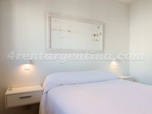 Vicente Lopez and Pueyrredon X: Apartment for rent in Recoleta