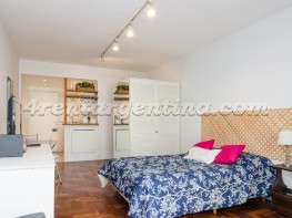 Apartamento Uruguay e Arenales - 4rentargentina