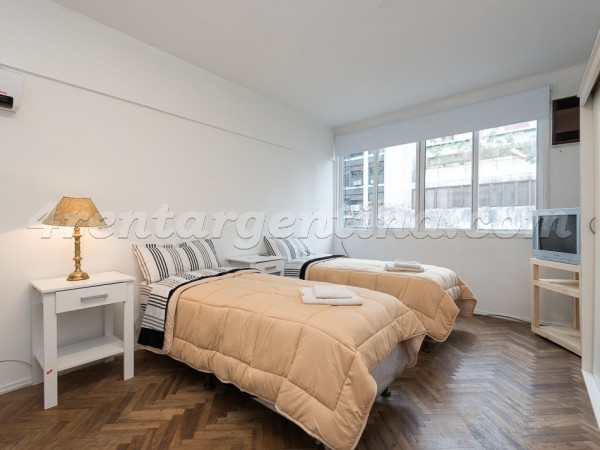Lavalle et Callao V, apartment fully equipped