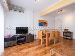 Apartment Republica de la India and Las Heras - 4rentargentina