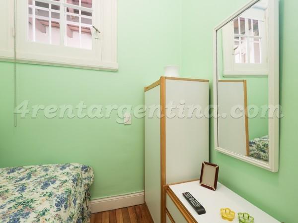 Apartment Callao and Paraguay III - 4rentargentina