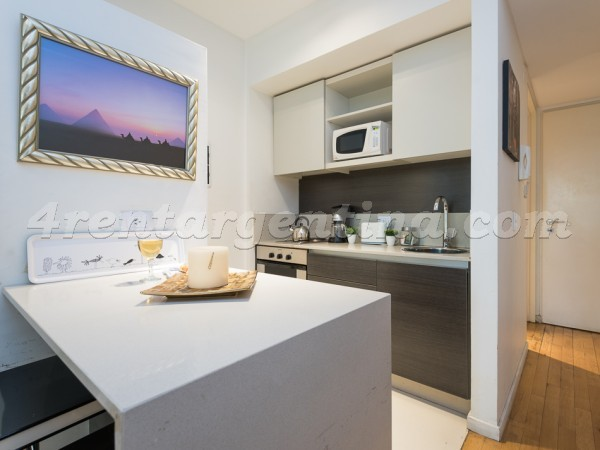 Oro and Guatemala I: Apartment for rent in Buenos Aires
