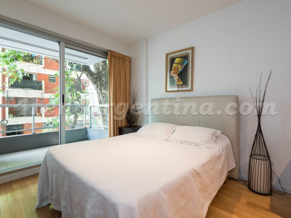 Oro and Guatemala I, apartment fully equipped