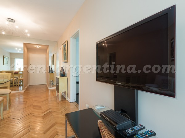 Apartment for temporary rent in Palermo
