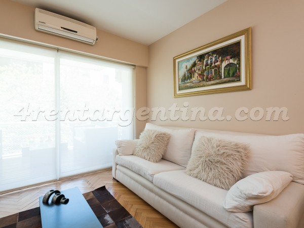 Palermo Apartment for rent