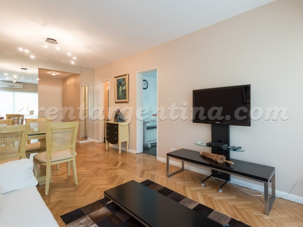 Cervi�o and Lafinur I: Apartment for rent in Buenos Aires