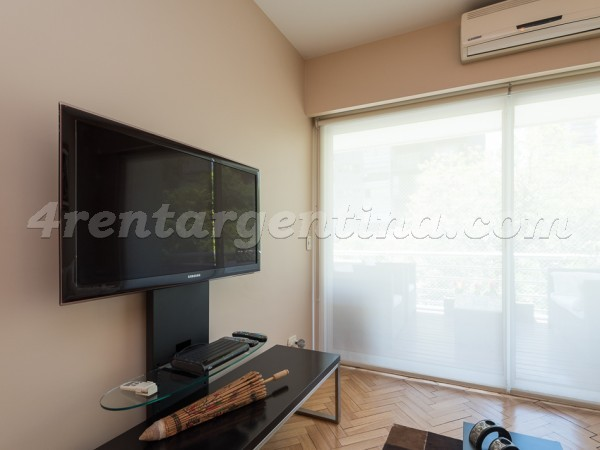 Apartment Cerviño and Lafinur I - 4rentargentina