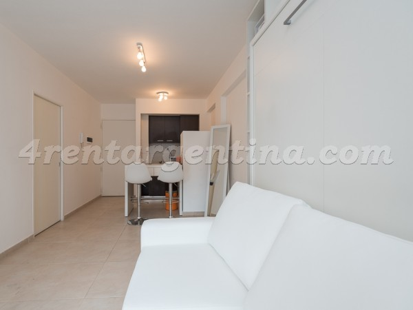 Viamonte and Junin I, apartment fully equipped