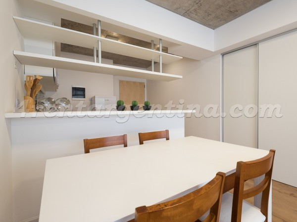 Jorge Newbery and Alvarez Thomas: Apartment for rent in Colegiales