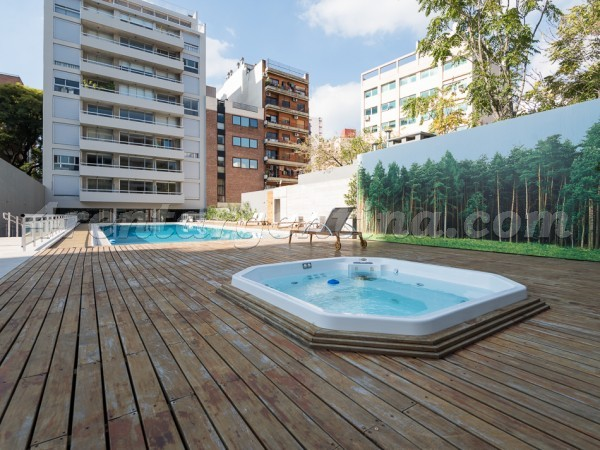 Apartment Jorge Newbery and Alvarez Thomas - 4rentargentina