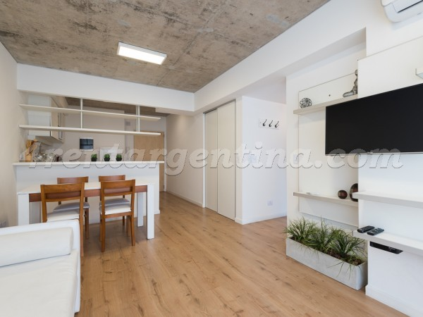 Accommodation in Colegiales, Buenos Aires