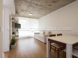 Apartment Jorge Newbery and Alvarez Thomas - 4rentargentina