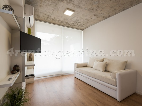 Jorge Newbery and Alvarez Thomas: Apartment for rent in Buenos Aires