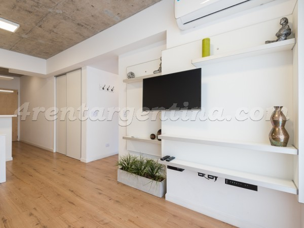 Jorge Newbery and Alvarez Thomas, apartment fully equipped