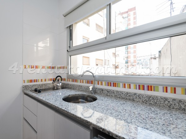 Nicolas Repetto et Rivadavia, apartment fully equipped