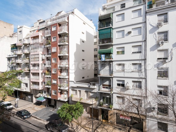 Nicolas Repetto et Rivadavia: Apartment for rent in Buenos Aires
