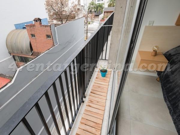Apartamento Mobiliado em  Gorriti e Gascon I, Palermo
