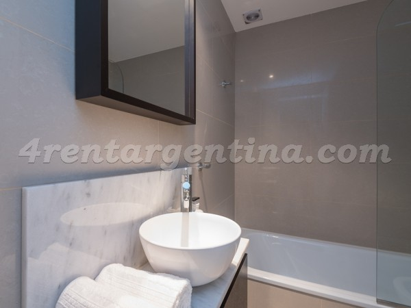 Gorriti et Gascon I: Apartment for rent in Palermo