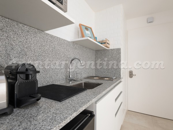Gorriti et Gascon I: Furnished apartment in Palermo
