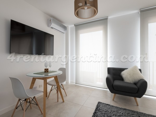 Gorriti et Gascon I, apartment fully equipped