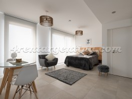Apartment Gorriti and Gascon I - 4rentargentina