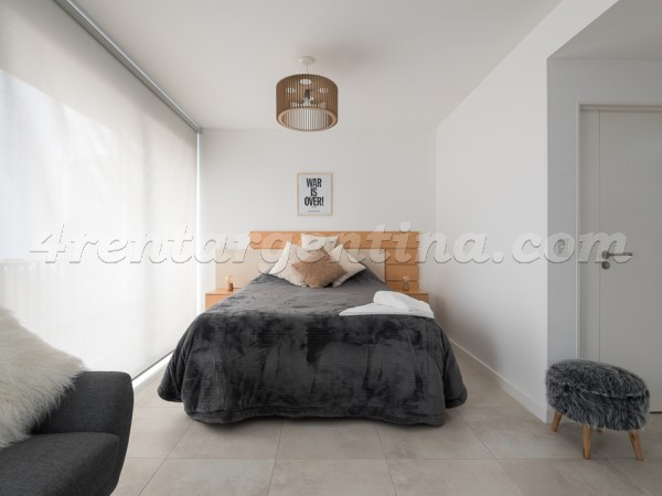 Gorriti and Gascon I: Apartment for rent in Buenos Aires