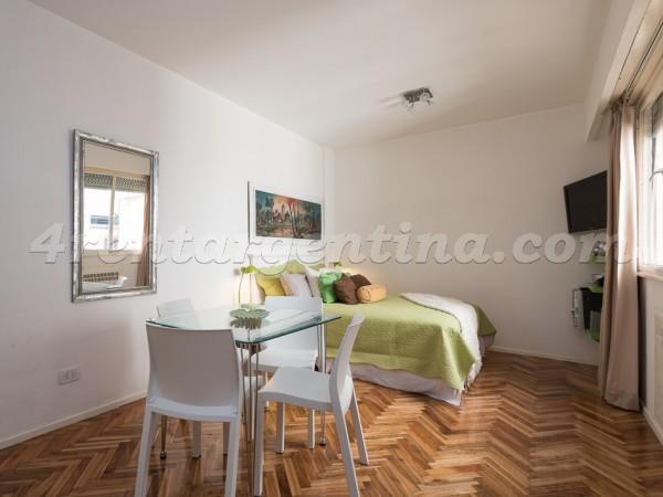 Austria and Pacheco de Melo: Apartment for rent in Recoleta